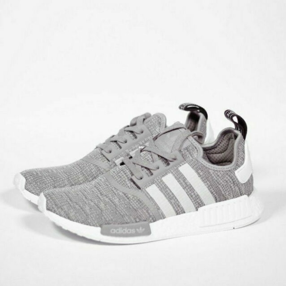 Adidas NMD_R1 Solid Grey colorway